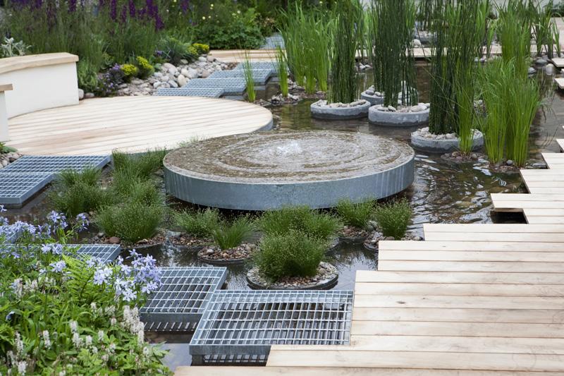 Chelsea Flower Show 2013 Top 3 Gardens Design Biscuits