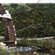 Trend for Vertical Planting continues at Chelsea Flower Show