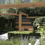 The Extending Space Garden