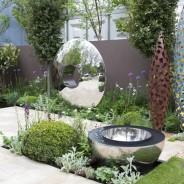 Sculptures at Chelsea Flower Show 2013