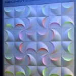 Neonny 3D LED panel www.neonny.com