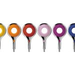 Grohe Rainshower Icon shower heads available in natural colours