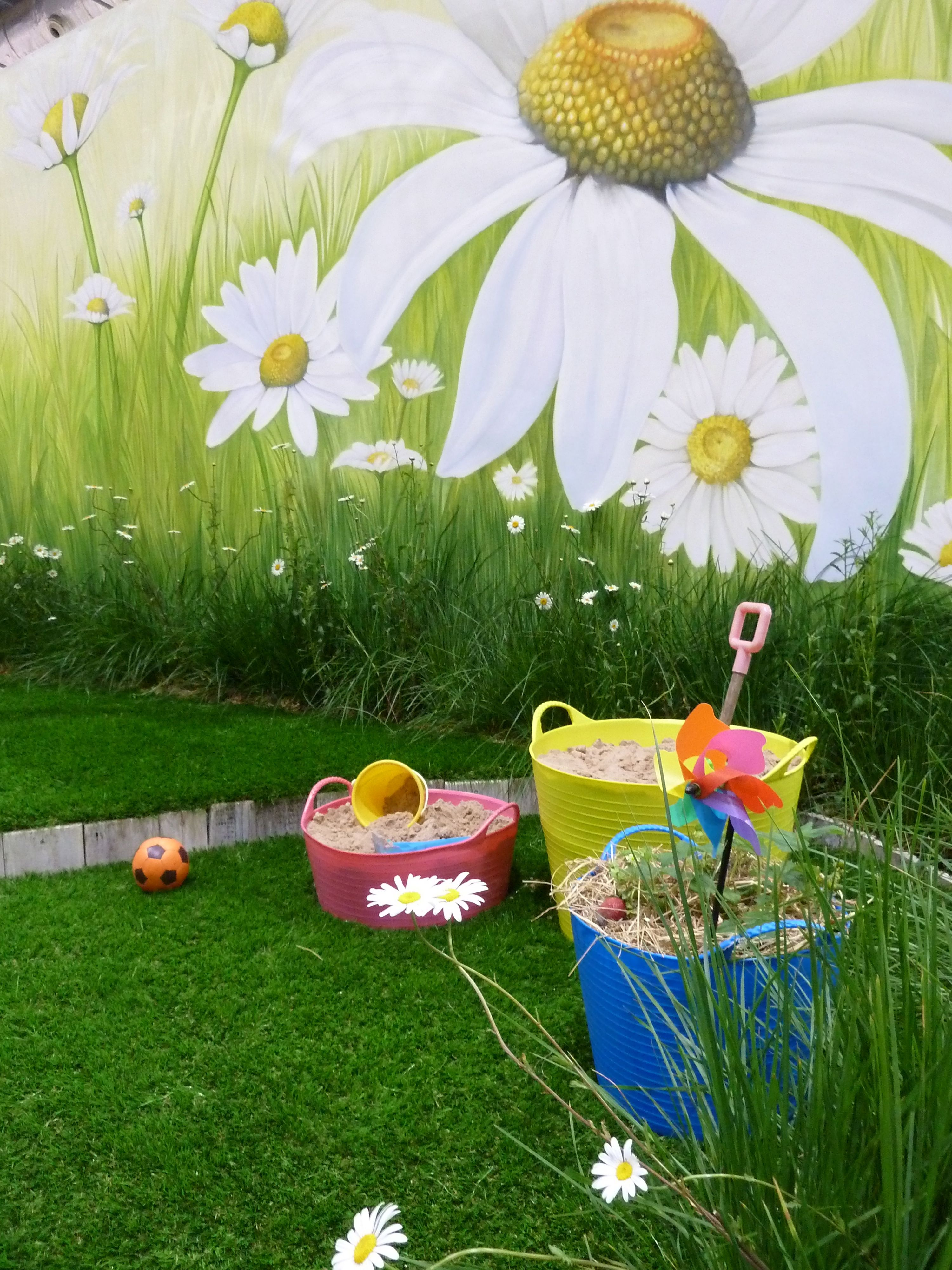 Playful garden design on display at grand designs live for Grand designs garden