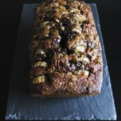 Not Just any Banana Bread…but Pecan and Chocolate Banana Bread